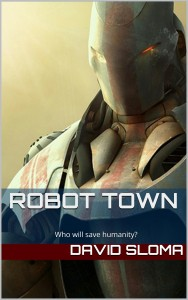 RobotTown ebook cover